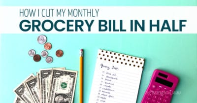 13 steps that cut my grocery spending in half
