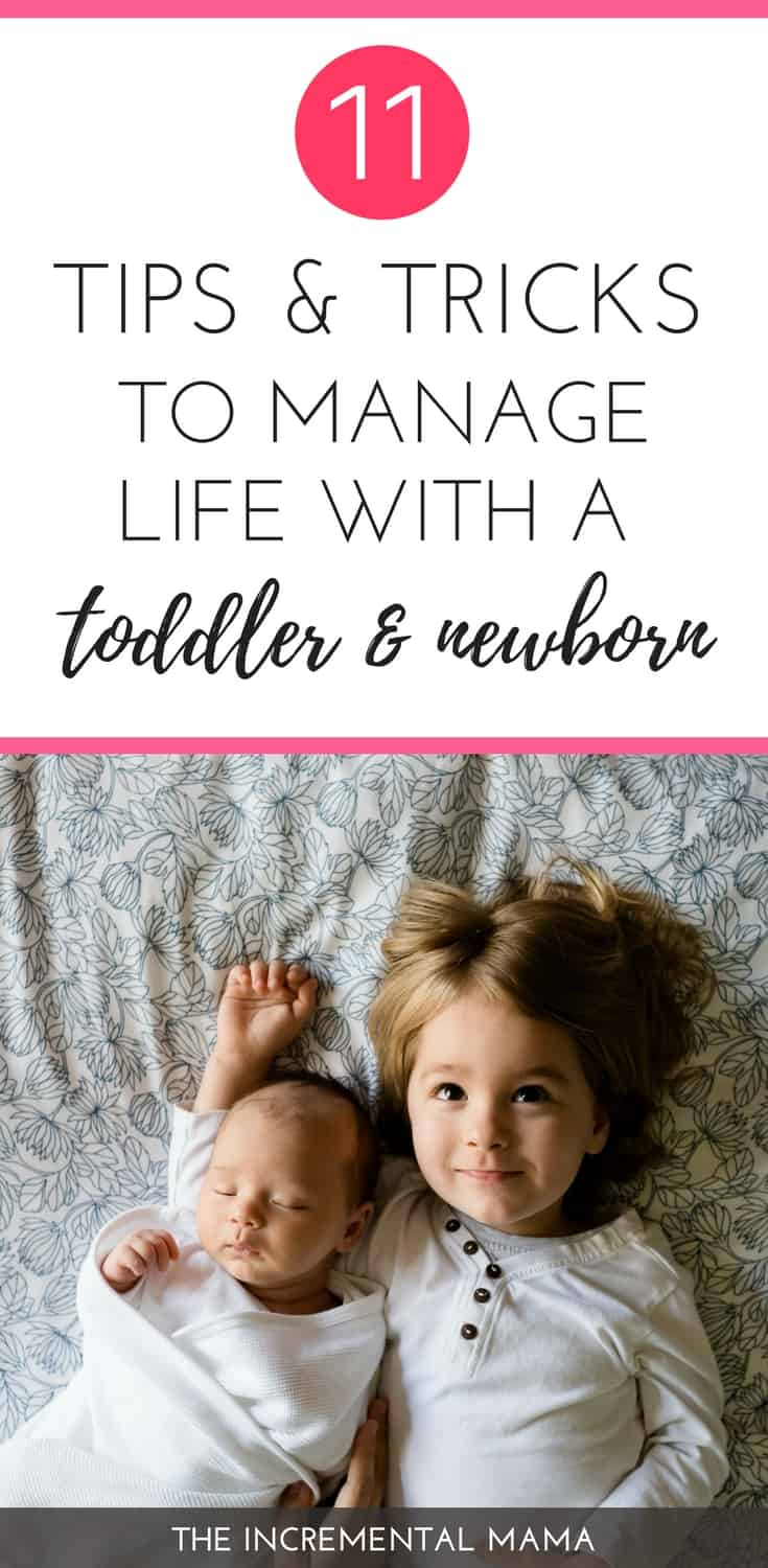Newborn Baby & Toddler Survival Tips From Mom of 4 Kids 4 And Under