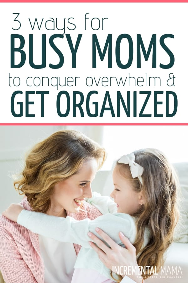 Ready to get your mom life organized? Even with kids, you can get organized at home and in life with these tips and ideas. #getlifeorganized #momroutines #getorganizedwithkids