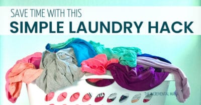 The simple laundry hack that will change your life.