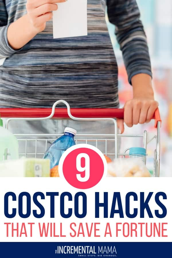 Costco hacks that will save you serious money. From tips to navigate Costco and product ideas to what to buy. #cosctohacks #costcotips #budget #savemoneytips
