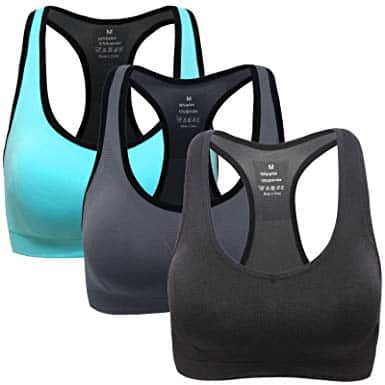 cheap sports bras on amazon