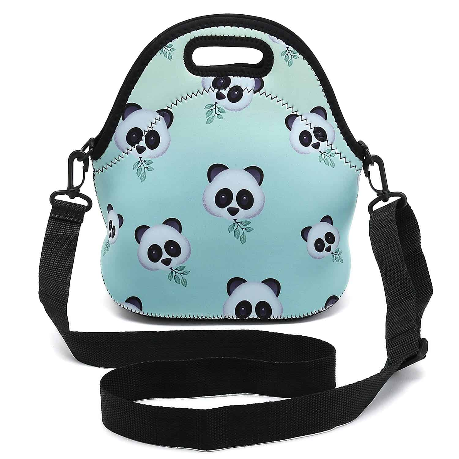 insulated panda lunch box