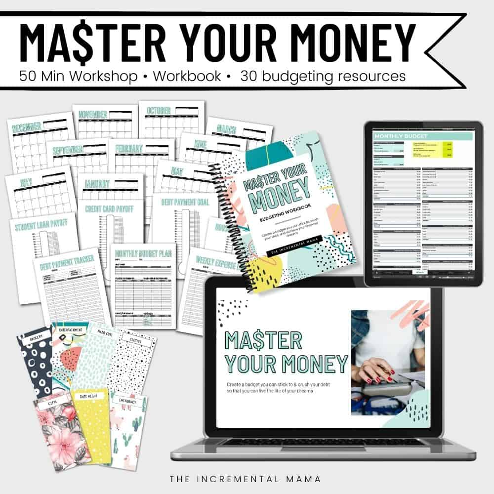 budgeting printables and spreadsheets