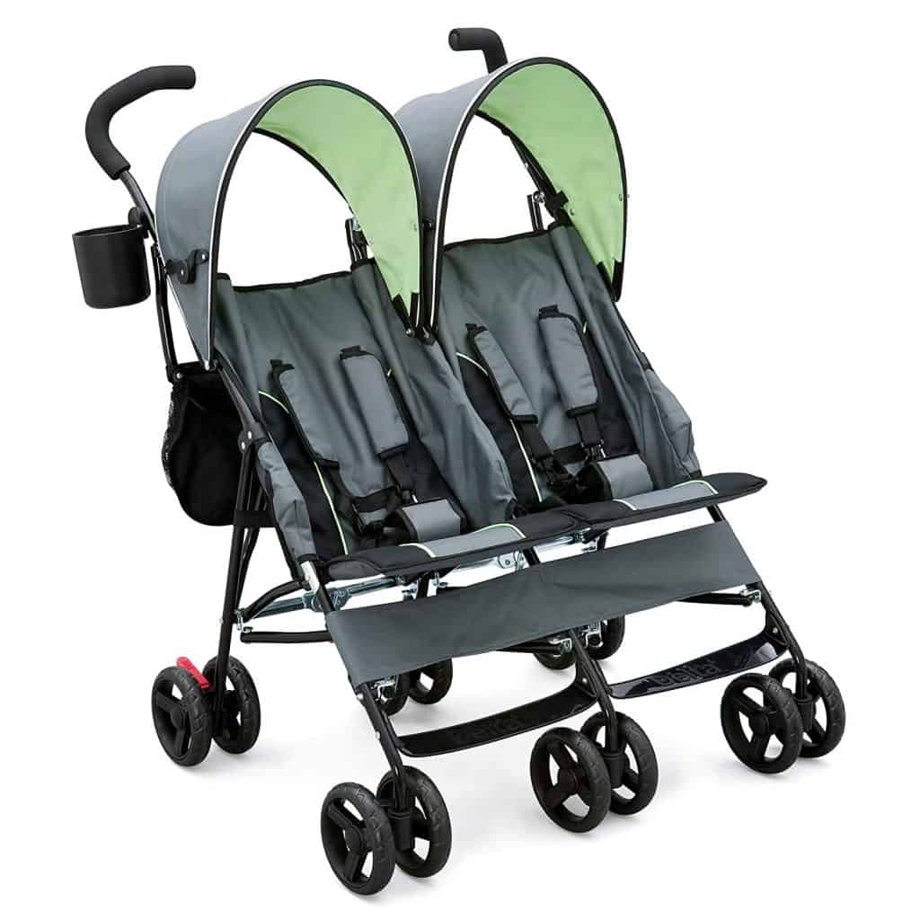best budget double umbrella stroller