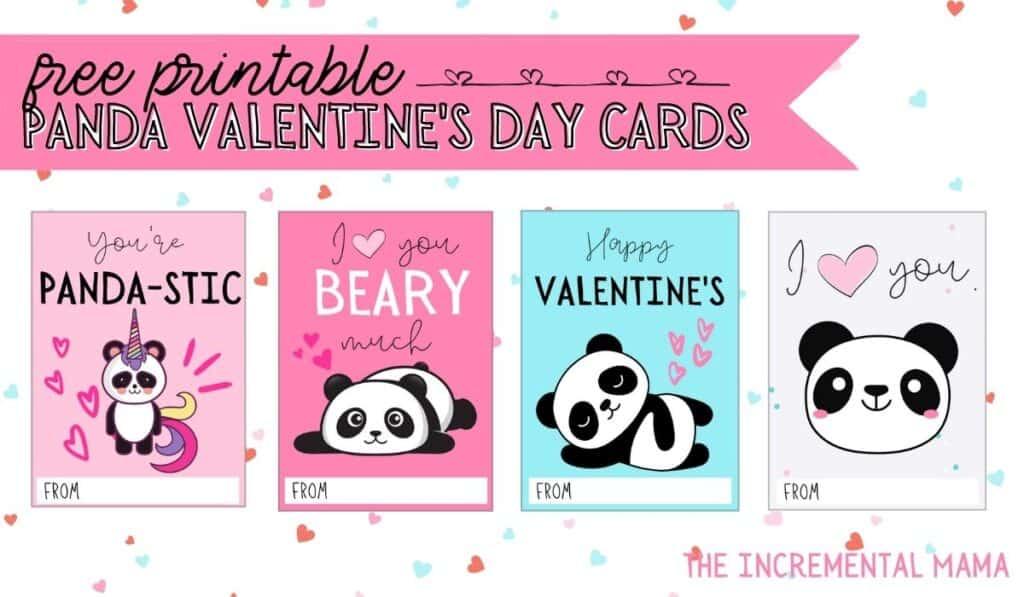 Valentine's printable bingo game