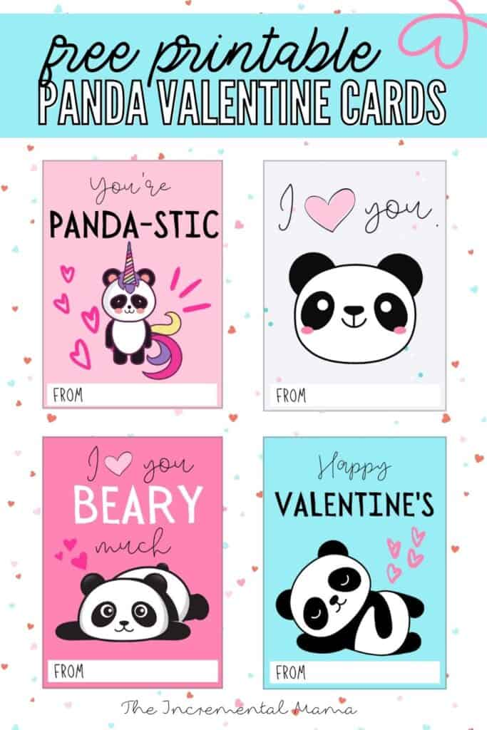 DIY printable valentine cards