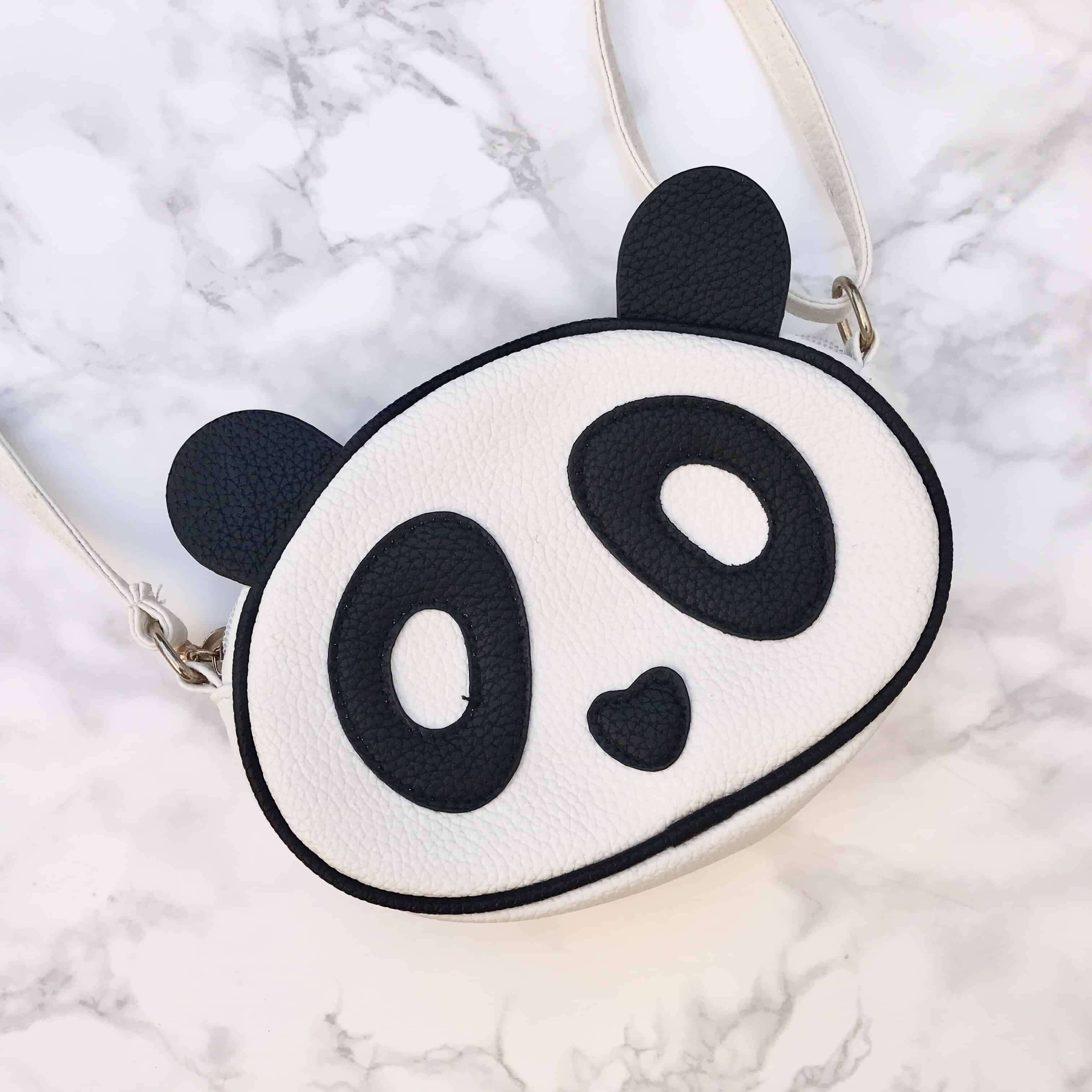best panda purse for girls
