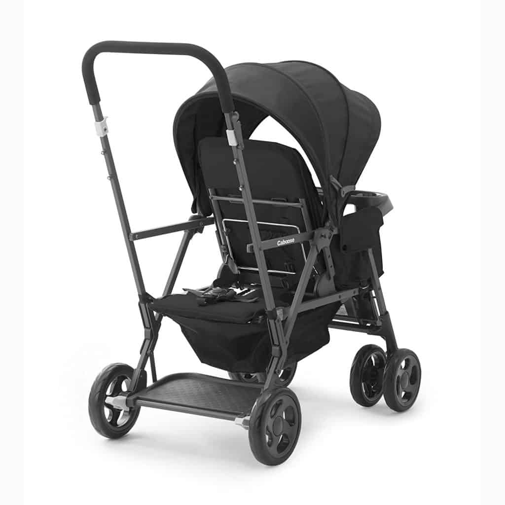 best sit and stand stroller joovy