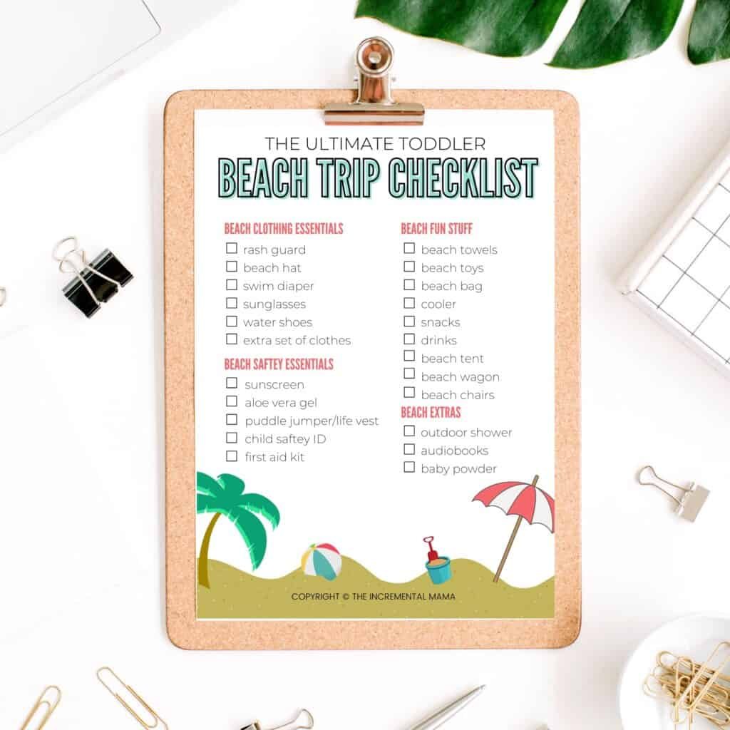must have beach items