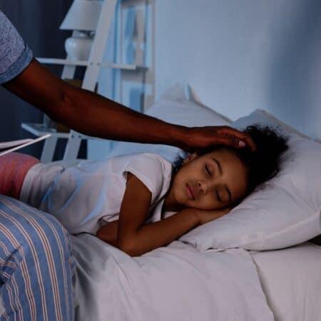 tips for a easy bedtime for kids