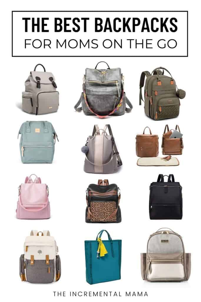 best backpack purses for moms with toddlers