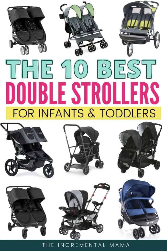 ten best double strollers