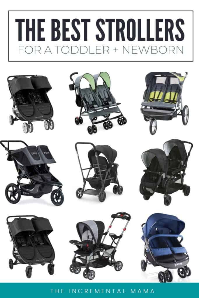 best strollers for baby and toddler