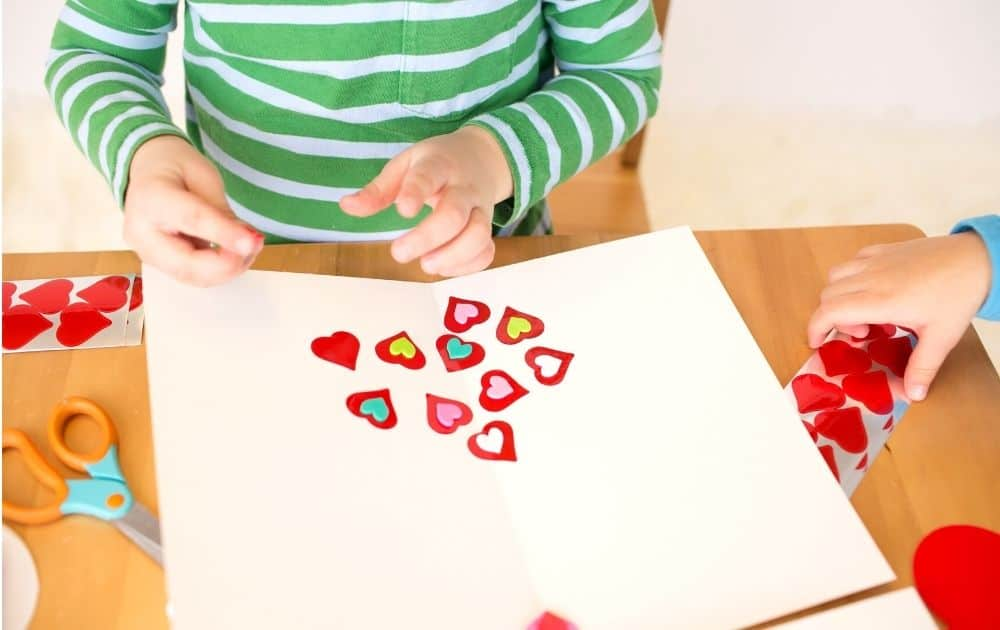 kids craft ideas for valentine's day
