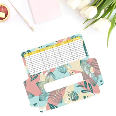 cash envelope with tracker