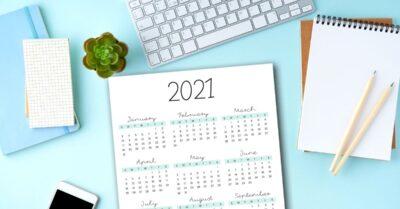 cute 12 month calendar free pdf