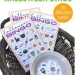 halloween bingo cards for classroom