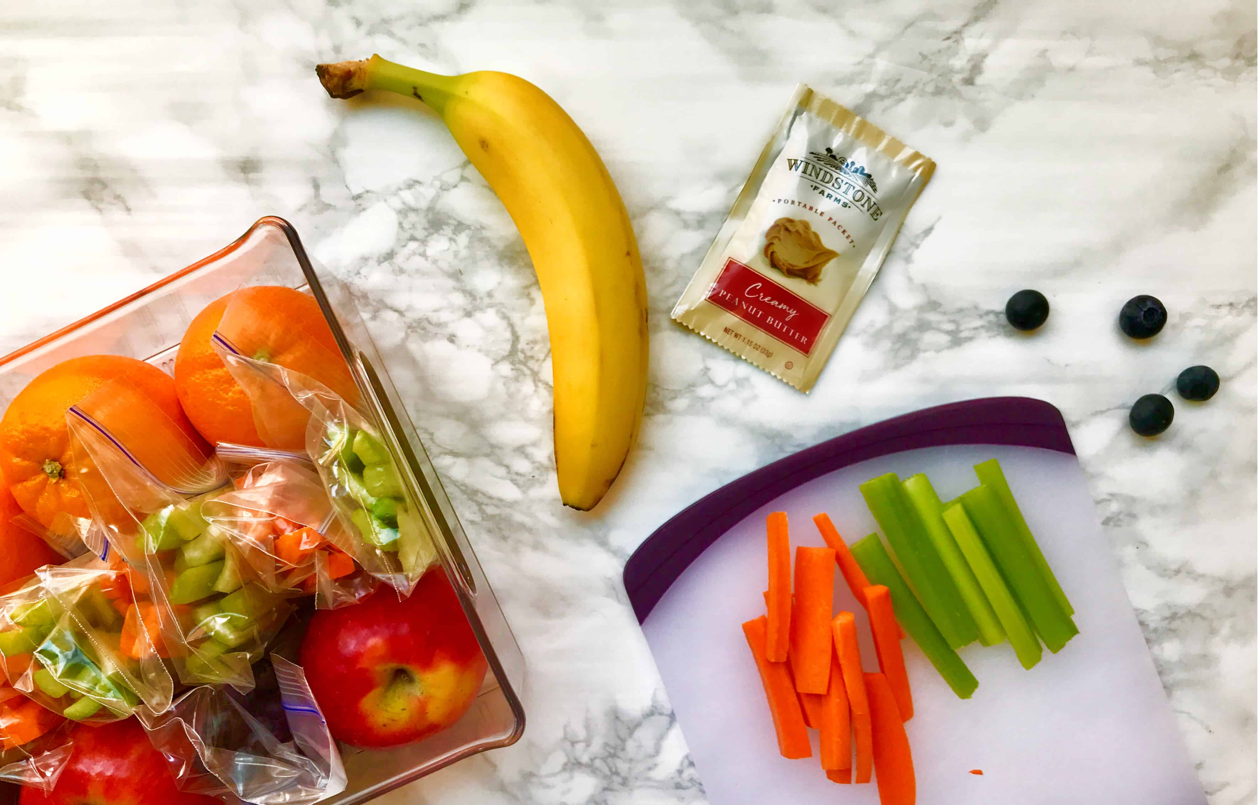 how to pack healthy lunches