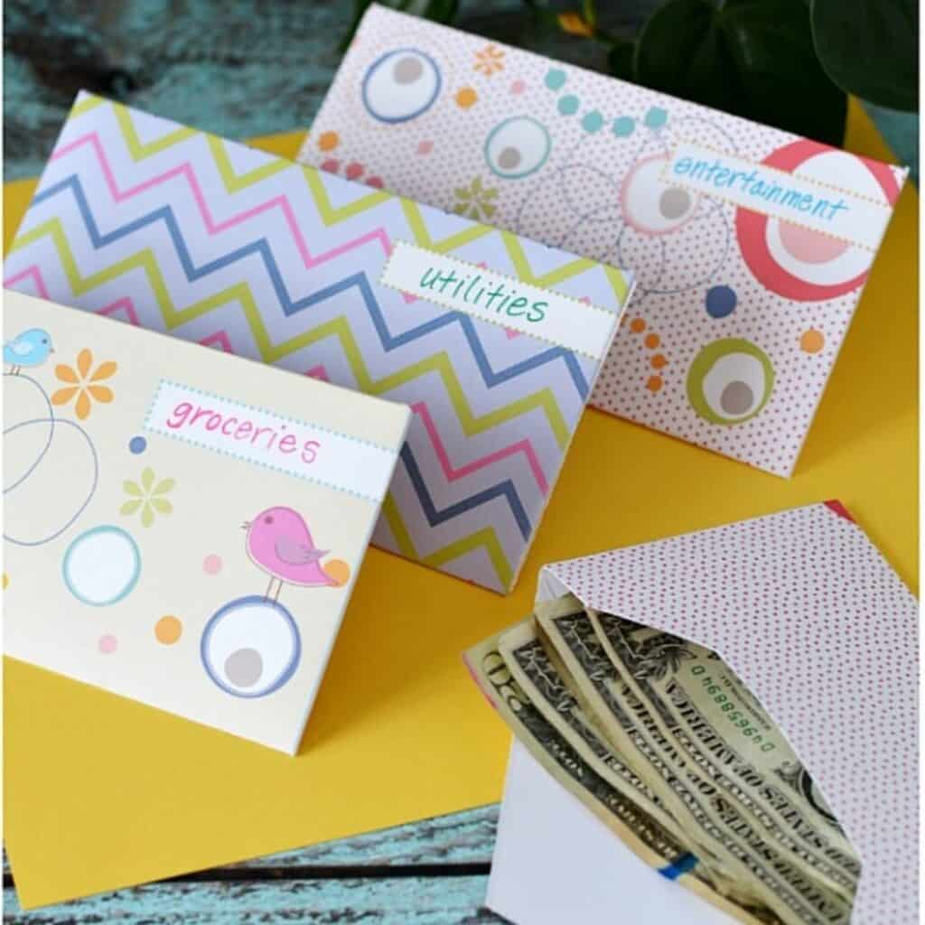 a cultivated nest cash envelope