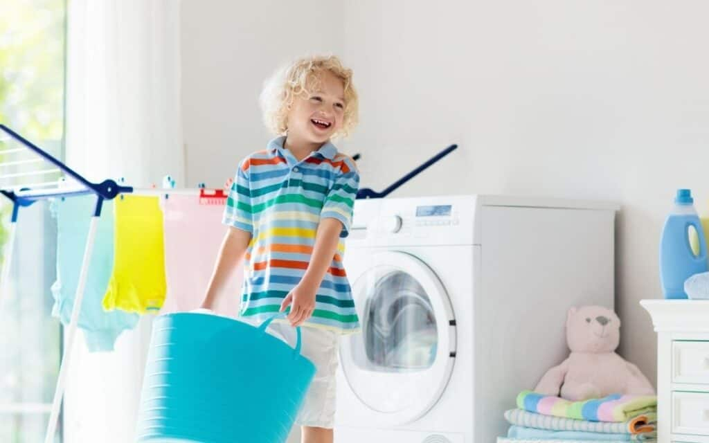 do chores without asking