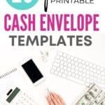 free printable budgeting templates