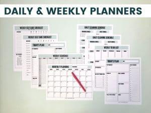 planning printables-2