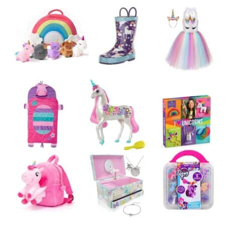 unicorn gifts for girls and teens