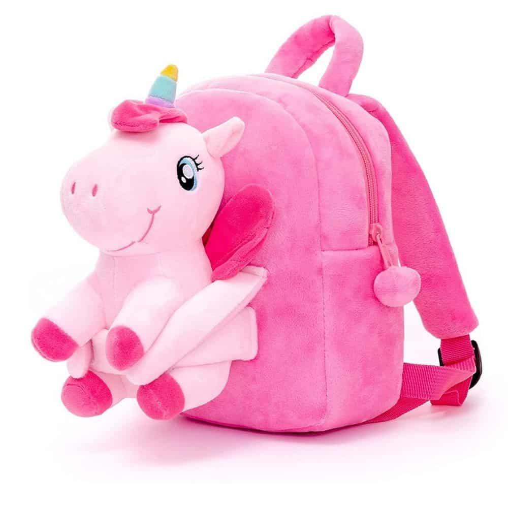 unicorn backpack for toddler girls